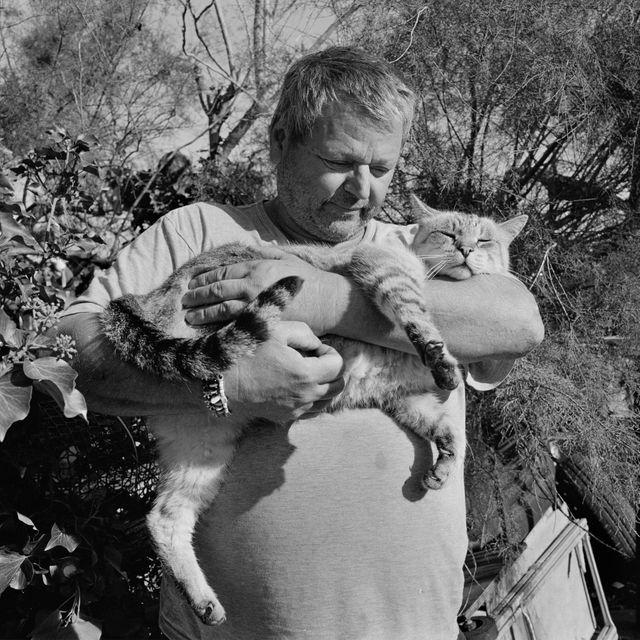 Josian et son chat, Papa