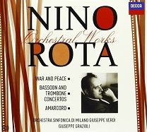 Nino Rota - Orchestral Works