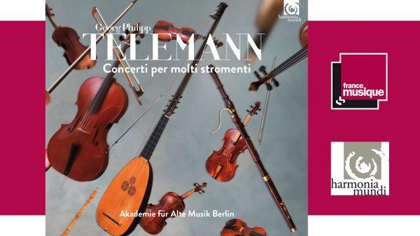 G. F. Telemann / Akademie für Alte Musik Berlin