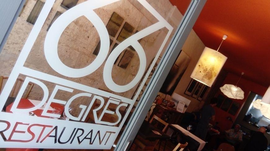 Le restaurant 66 Degrés à Périgueux