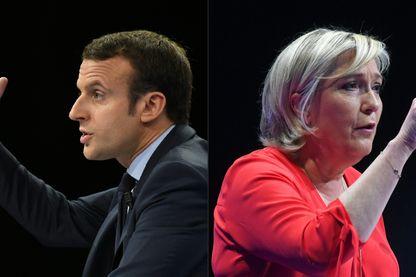 Emmanuel Macron / Marine Le Pen