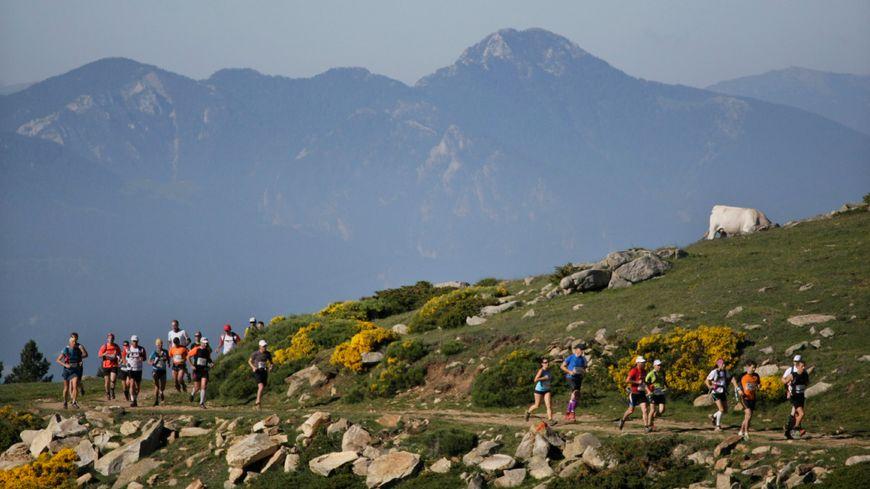 Les adeptes des trails et courses extrêmes aiment se retouver sur les chemins de montagnes