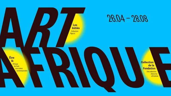 Quelques expostions à Paris autour de l'art contemporain africain
