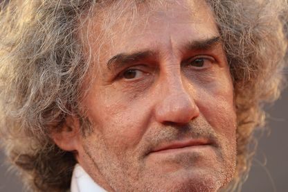 Philippe Garrel pendant le Festival de Venise le 5 septembre 2013.