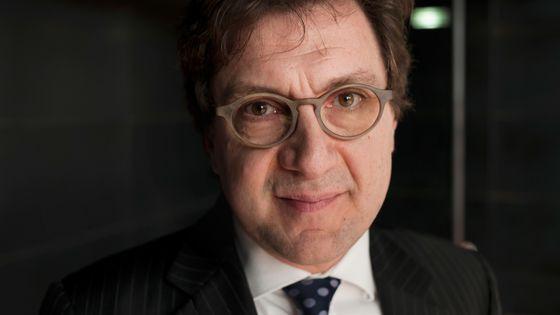 Serge Dorny, directeur de l'opéra de Lyon depuis 2003.