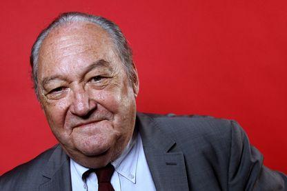 Le politologue Roland Cayrol