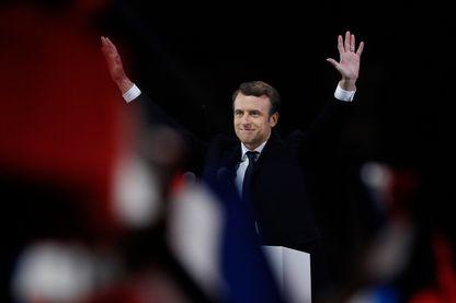Emmanuel Macron comme signe de l'américanisation de la vie politique française