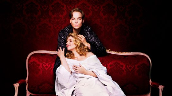 Renée Fleming dans le Chevalier à la rose