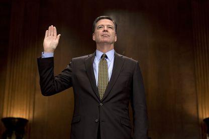 James Comey, l'ancien chef du FBI va témoigner publiquement au Sénat