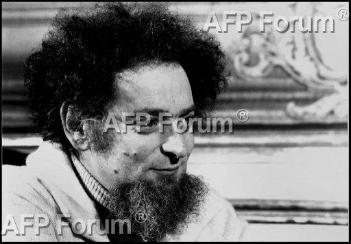 Georges Perec à Paris en 1978