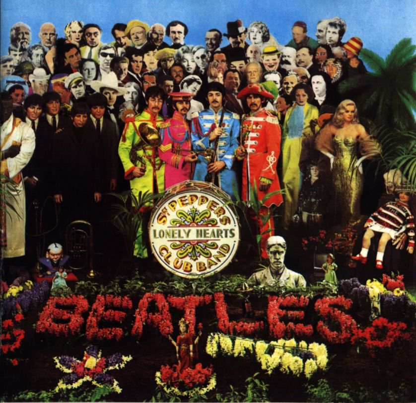 Sgt Pepper's Lonely Hearts Club Band (EMI)