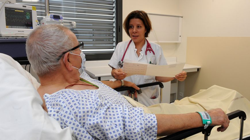 En Alsace, les AVC auraient augmenté de 200% en dix ans selon le Réseau environnement santé. (illustration)