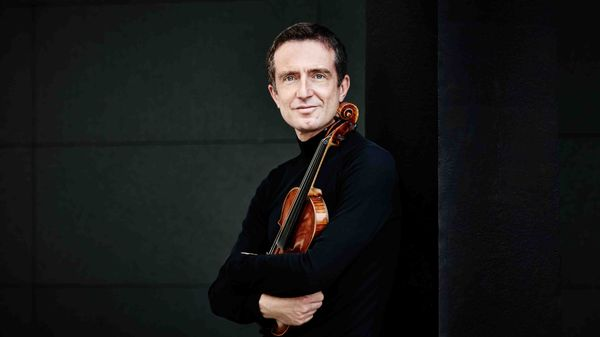 Le violoniste Tedi Papavrami, invité de la Matinale du 29 mai 2017