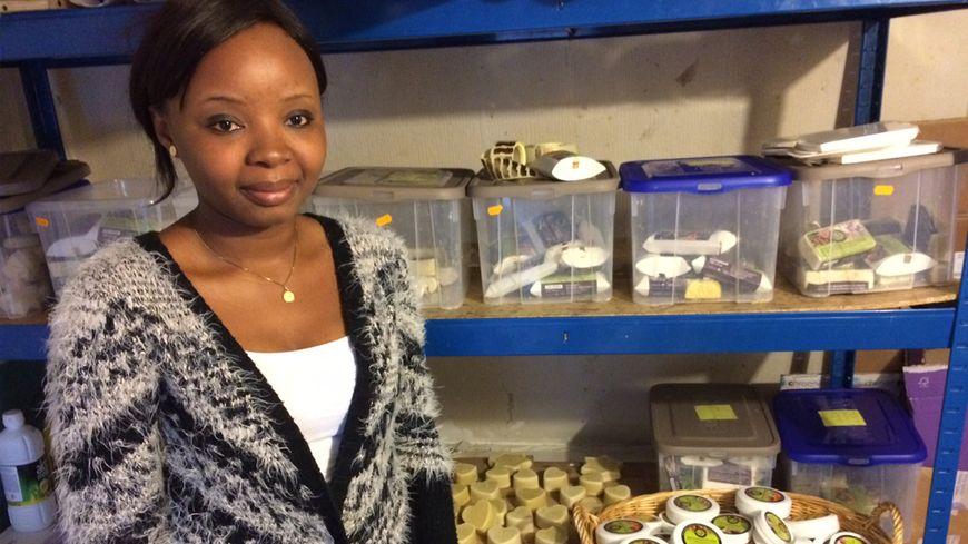Yankimadji Rassembaye, une jeune femme originaire du Tchad