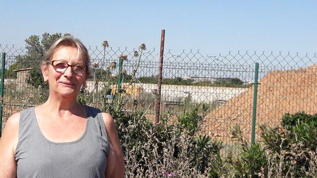 Sylvie Anane a déclaré trois cancers depuis qu'elle habite Fos
