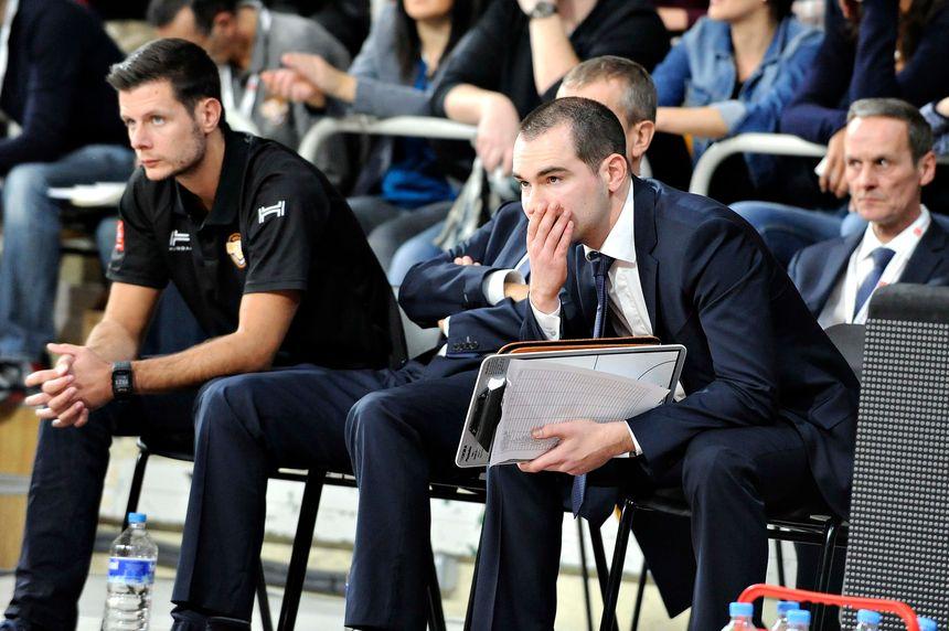 Thomas Drouot pourrait rester à l'OLB l'an prochain en tant qu'assistant coach du futur entraîneur n°1