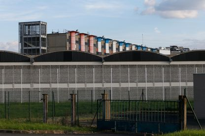 Le centre de détention de Fleury-Mérogis, en région parisienne.