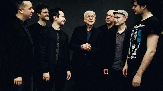 Quatuor Ebène, Michel Portal, Richadr Héry, Xavier Triboulet