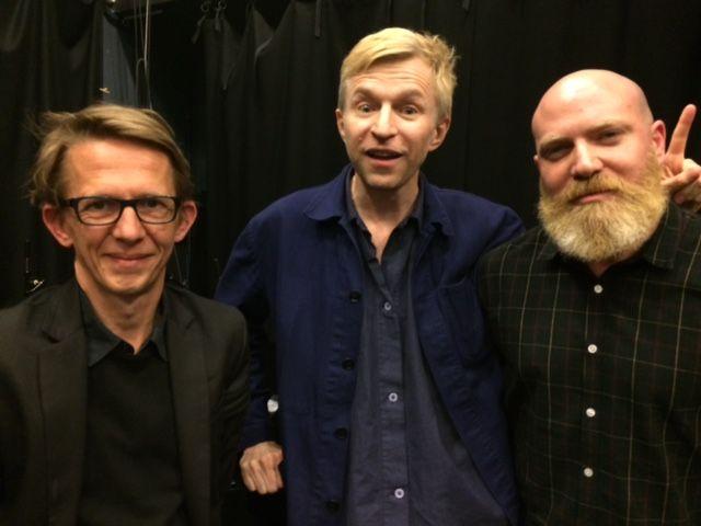 Bastien Lallemant, Jay Jay Johanson & Léonard Lasry