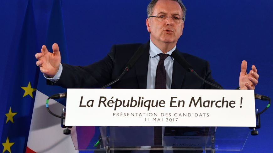 La conférence de presse de Richard Ferrand, secrétaire général de En Marche