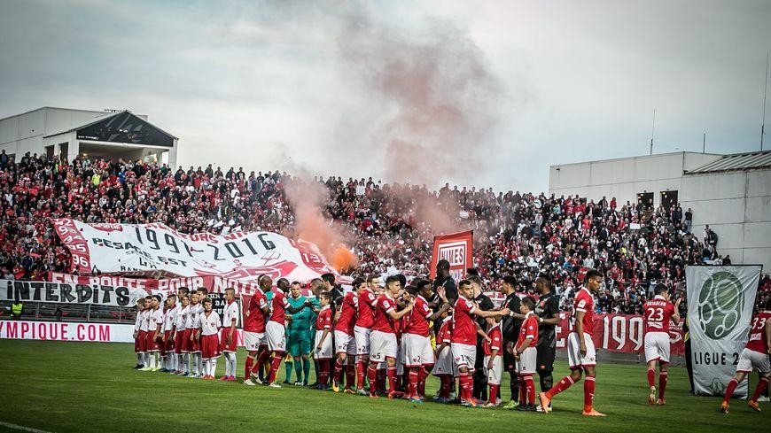 Le supporters avaient retrouvé le sourire à l'issue de la saison 2016/2017