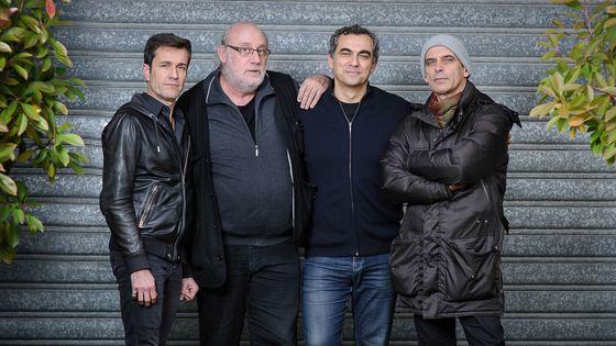Eric Echampard, Andy Emler, Claude Tchamitchian, Marc Ducret