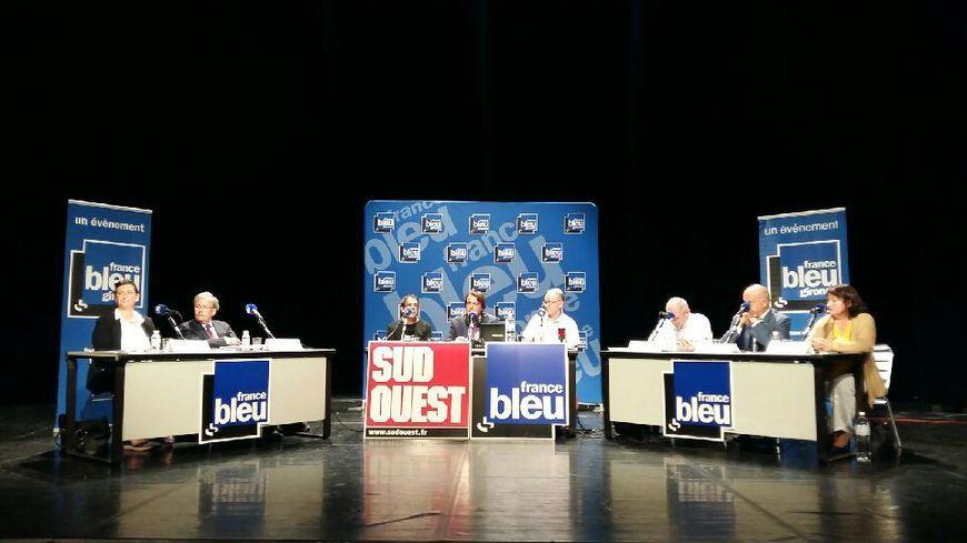 Législatives en Sud-Gironde : débat organisé par France Bleu Gironde et Sud Ouest ce lundi