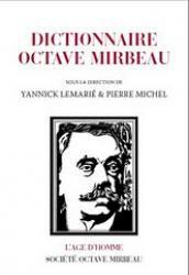 Dictionnaire Octave Mirbeau