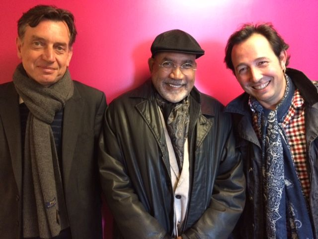 Sylvain Venayre, Patrick Chamoiseau & Thomas B.Reverdy