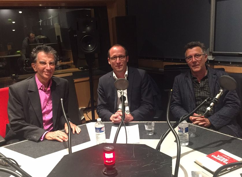 Jack Lang, Pierre-Yves Baudot, Philippe Ridet