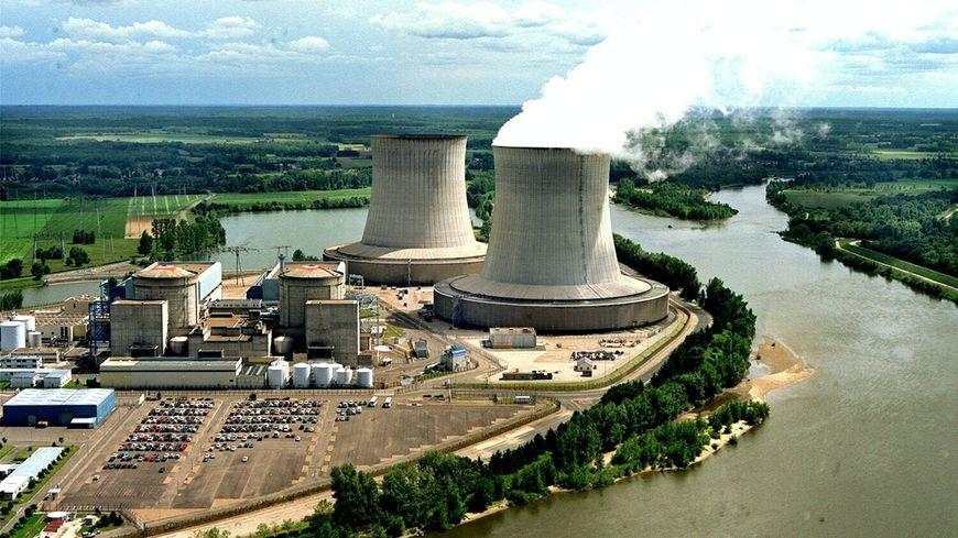 Deux réacteurs de Saint Laurent des Eaux sont à l'arrêt depuis  plus de 25 ans