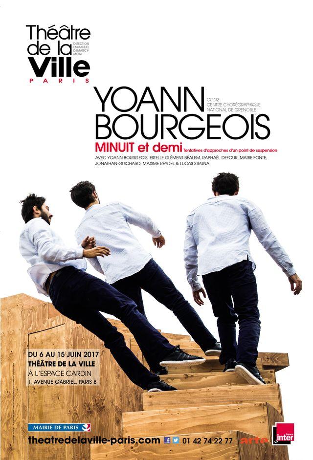 Yoann Bourgeois Minuit et demi