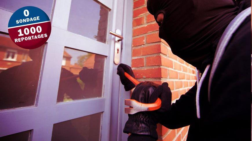 Selon la police, un cambrioleur aguerri met 90 secondes à ouvrir une porte.