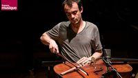 Le violoncelliste Gaspar Claus en concert à Radio France pour A l'improviste
