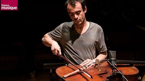 Gaspar Claus au studio 106