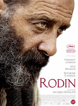 """""""Rodin"""" par Jacques Doillon"""