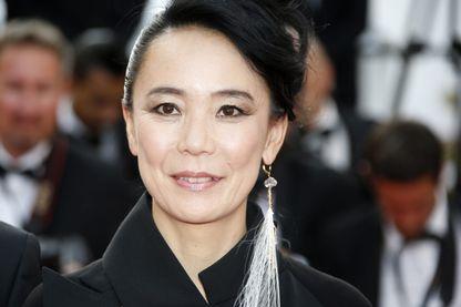 Eblouissante Naomi Kawase à Cannes en 2016