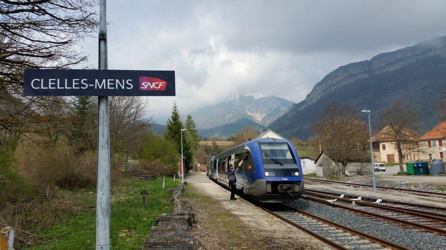 Ligne TER Grenoble - Gap
