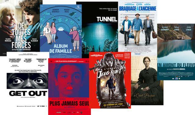 Les films de la semaine