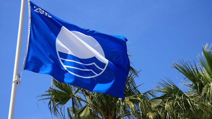 Comme à Nice, la commune d'Eguzon va pouvoir hisser sur sa plage le Pavillon bleu.