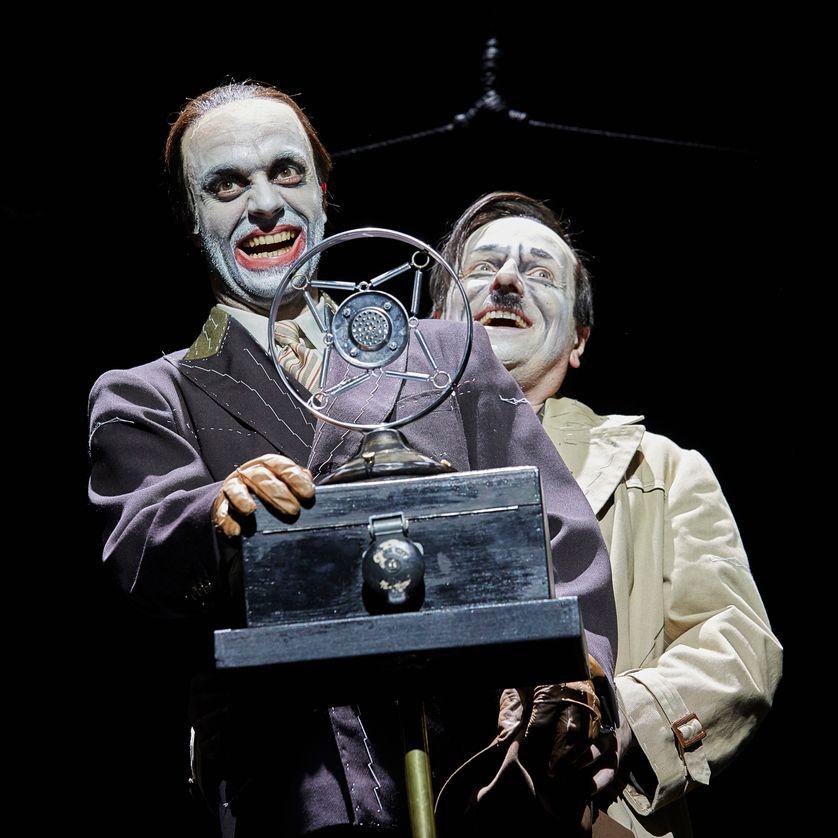 La Résistible Ascension d'Arturo Ui de Bertolt Brecht, mise en scène de Katharina Thalbach
