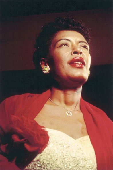 Billie Holiday en 1957