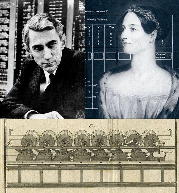 La saga du numérique : de la machine à calculer à l'invention du transistor