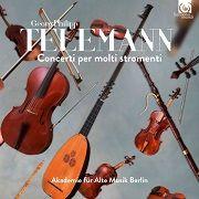 Telemann - Concerti per molti stromenti