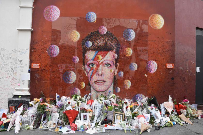 Mort de David Bowie