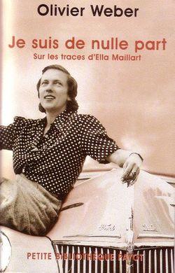 Sur les traces d'Ella Maillart