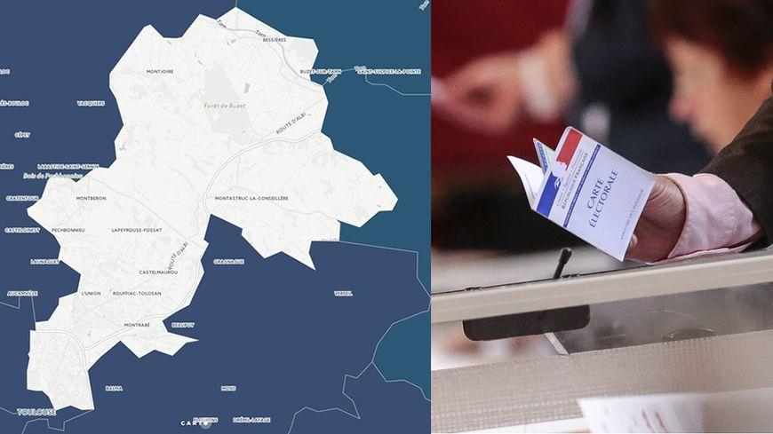Deuxième circonscription de Haute Garonne