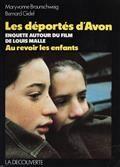 """Livre """"Les déportés d'Avon"""""""