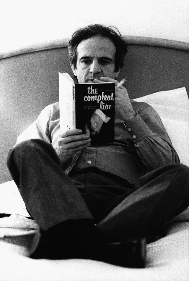 François Truffaut à Londres en 1978
