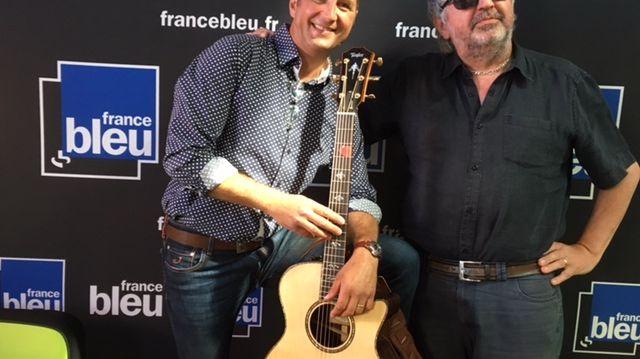 Youri Lebault et Dominique Bruillot